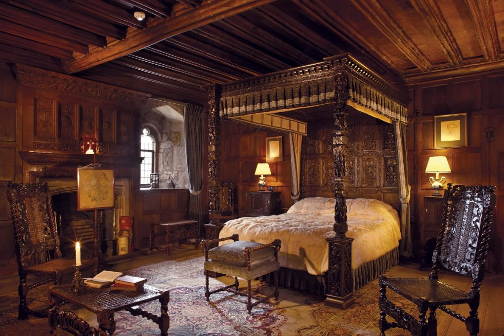 Spotlight On The Castle King Henry VIII Bedchamber